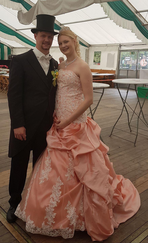 Mathias und Sarah