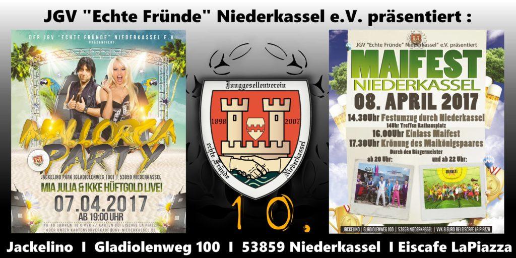 Programm JGF Niederkassel 2017